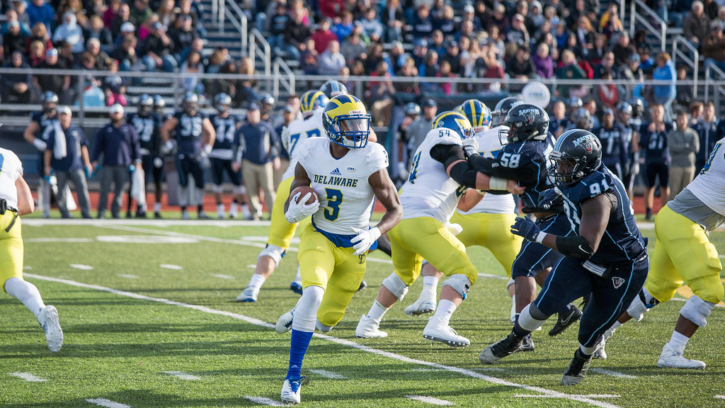 Blue Hens look to unlock Joe Walker's potential as a wide receiver