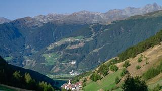 Planeil im Planeiltal, Burgeis, Kloster Marienberg