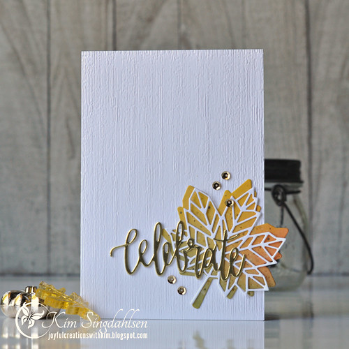 CtS Celebrate Leaf
