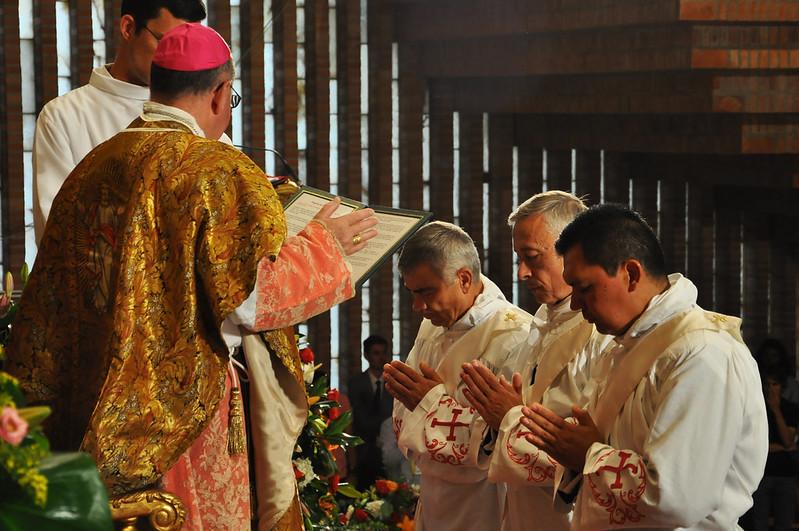 Ordenación sacerdotal (septiembre 2018)