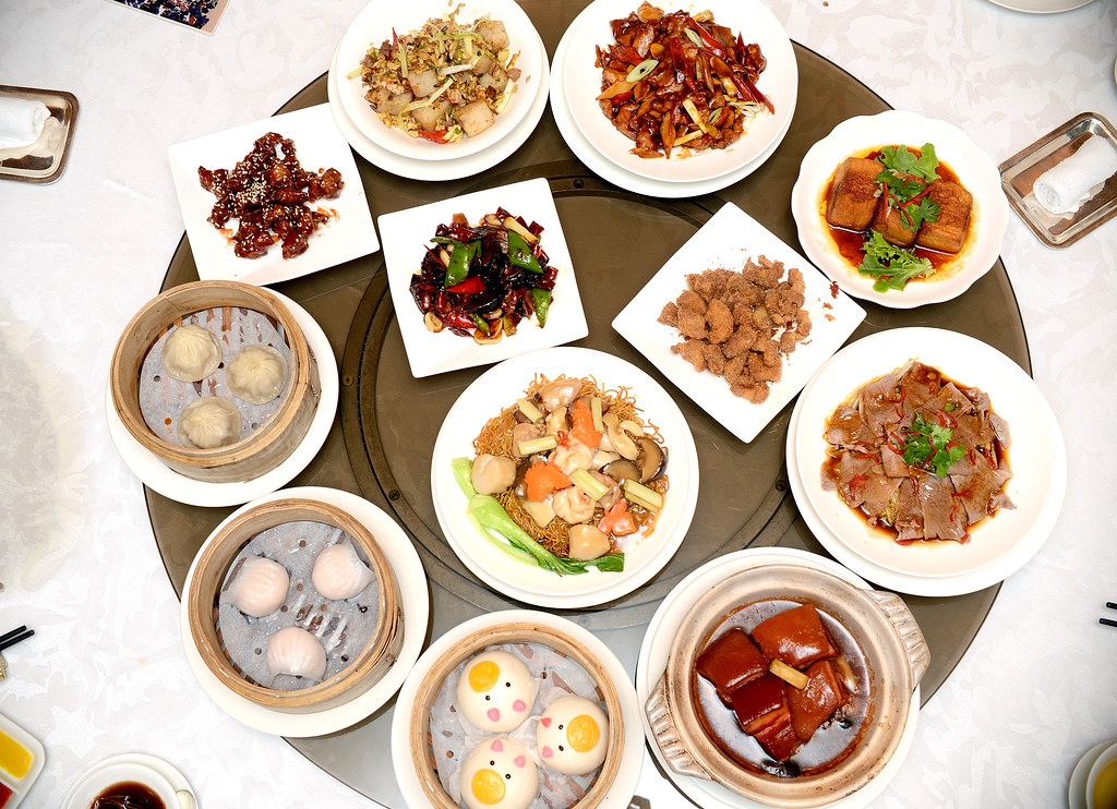 西華飯店怡園中餐廳