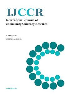 IJCCR Summer 2018 cover