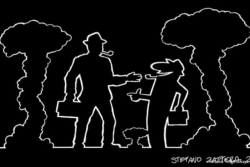 Рисунок Стефано Заттера