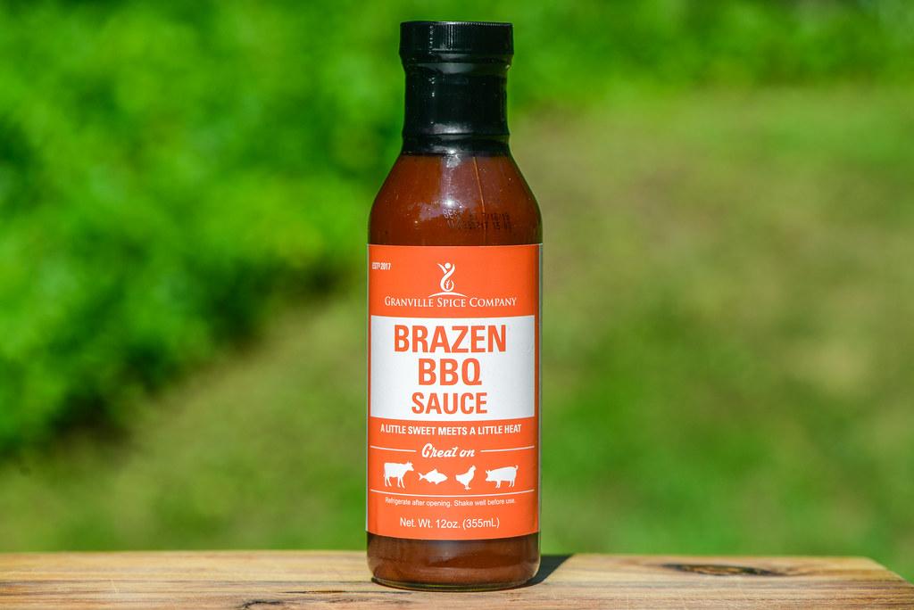 Brazen BBQ Sauce