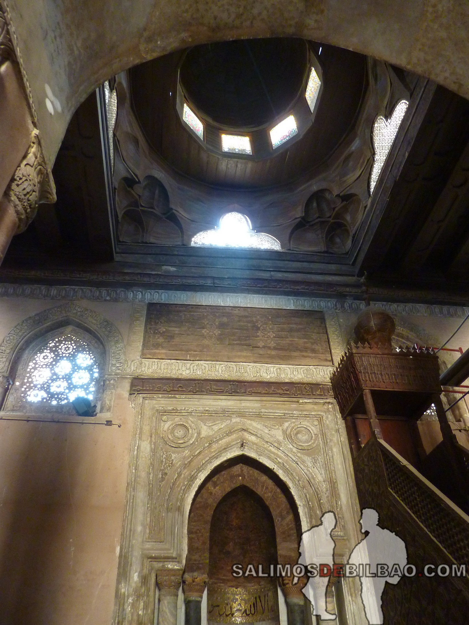 0006. Mezquita de Ahmad Ibn Tulun, Cairo