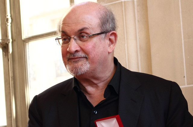 Salman Rushdie - Le Livre sur la Place 2018