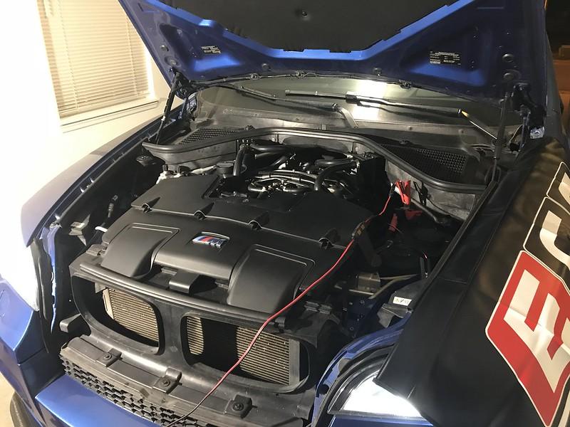 E70 X5M Turbocharger Install DIY