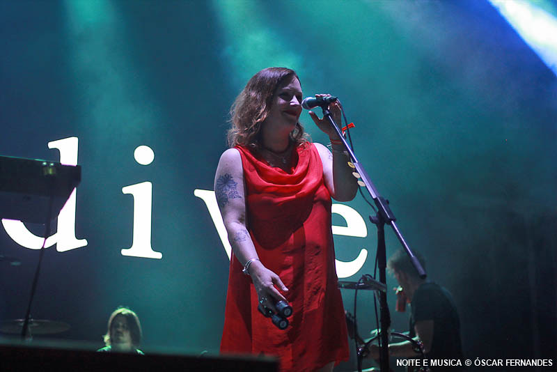 Slowdive - Vodafone Paredes de Coura 2018