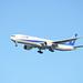 ANA B777 JA756A Landing at Haneda Airport 4