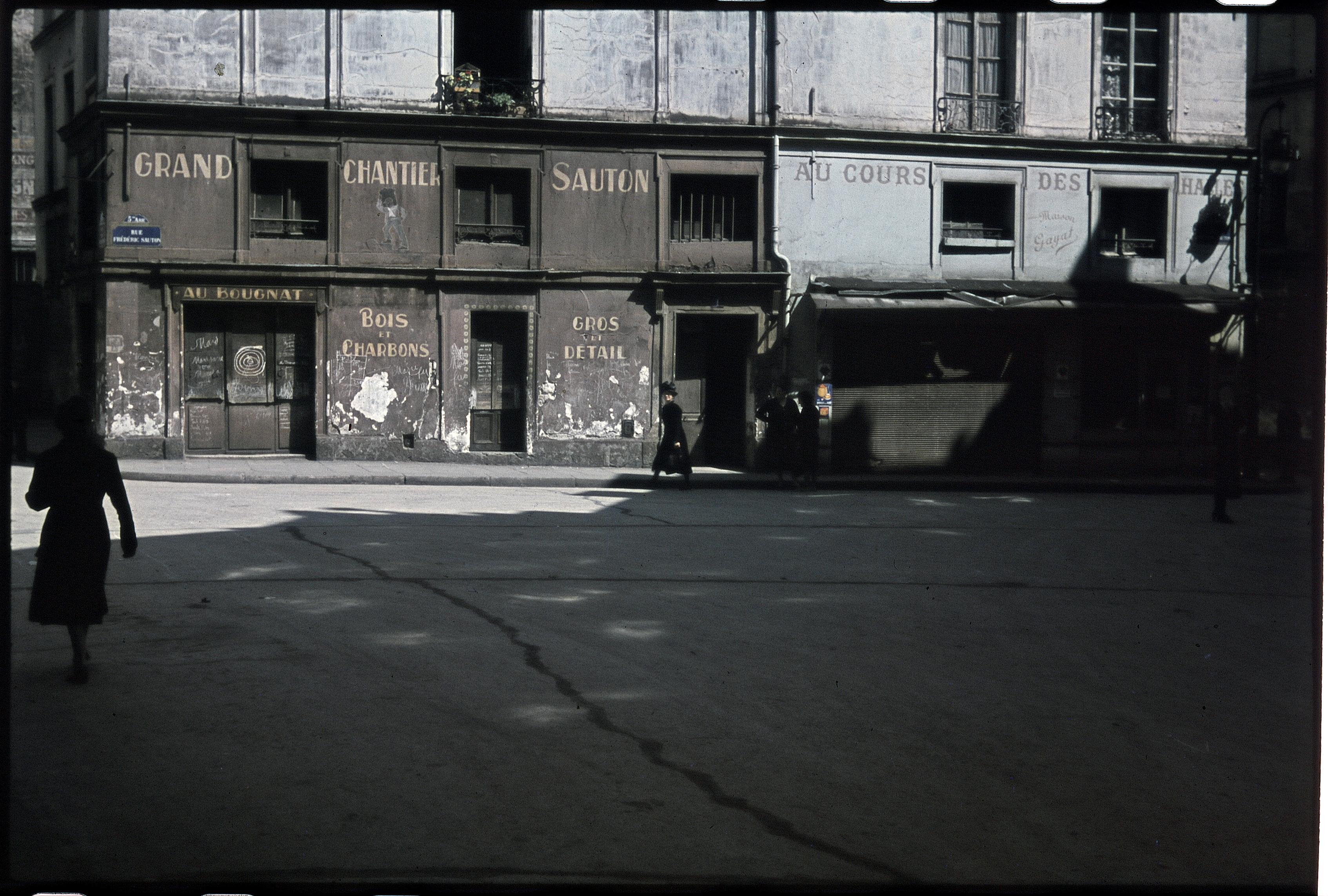 Улица Фредерика Сотона