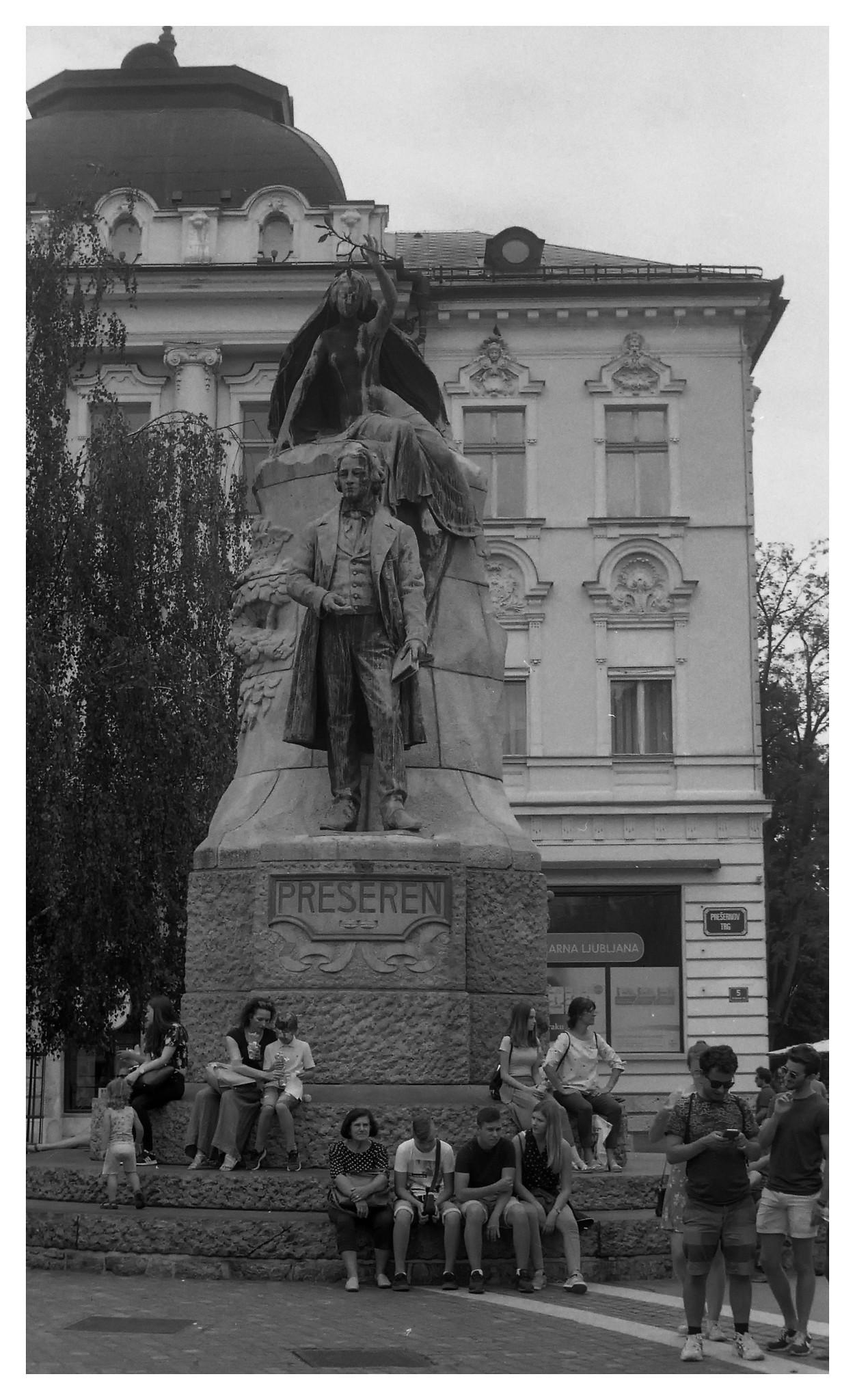 Ljublijana  preseren