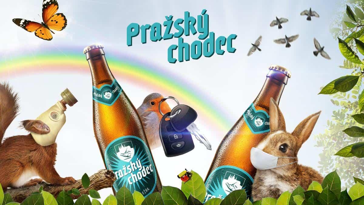 Прага решила бороться со смогом с помощью пива