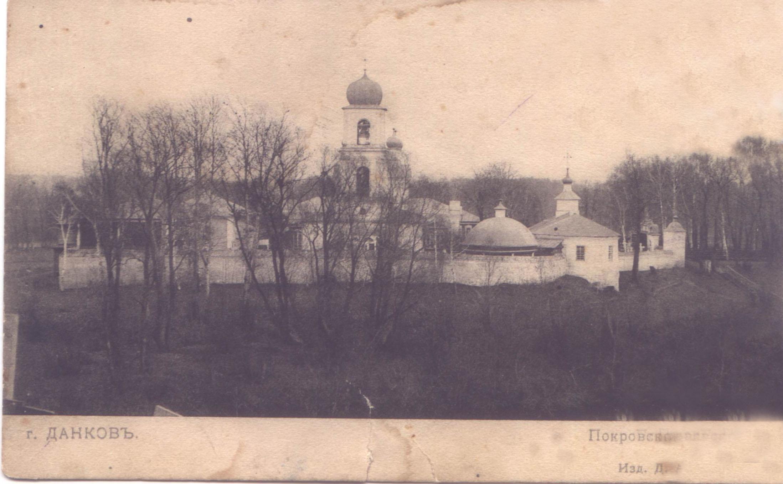 Данковский Мужской Покровский монастырь