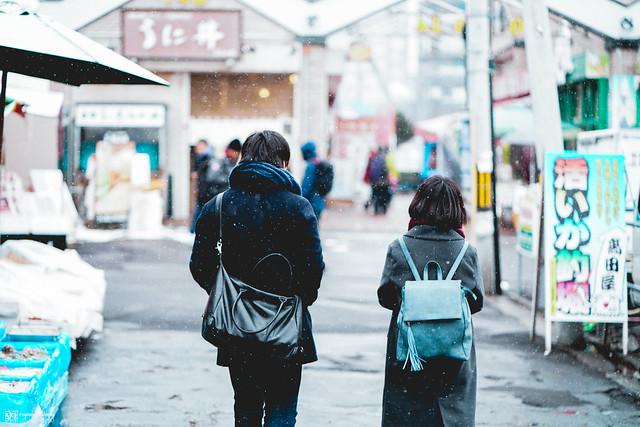 她說旅途若是卷底片|北國之冬 | 05