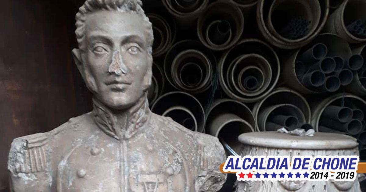 Listo el financiamiento para restaurar el monumento al Mariscal Sucre