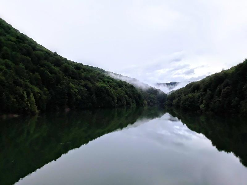Lacul Paltinu, Valea Doftanei