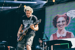 Lagwagon en Riot Fest de Chicago 2018