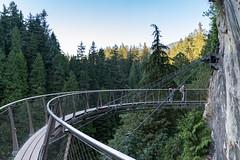 Cliffwalk at Capilano Vancouver