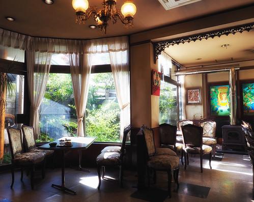 喫茶クレオパトラ・内装2