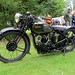 Velocette at the 2018 Teesside Classic Bike Show