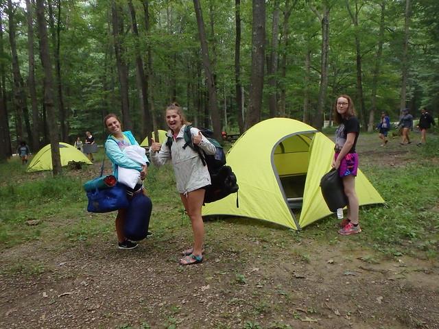 Camp Oh-Wooo – Wilderness Camp