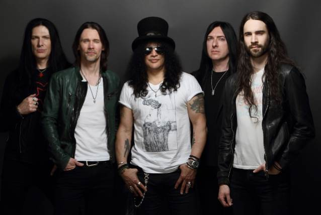 """SLASH feat. MYLES KENNEDY/CONSPIRATORS新曲""""Mind Your Manners"""" 1"""