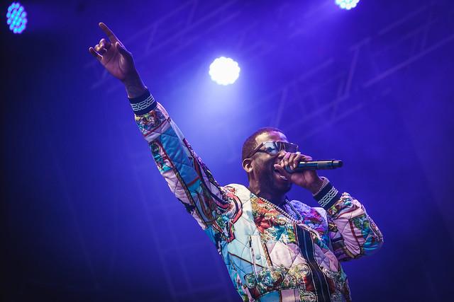 Gucci Mane @ Secret Solstice (© Ásgeir Þrastarsson)