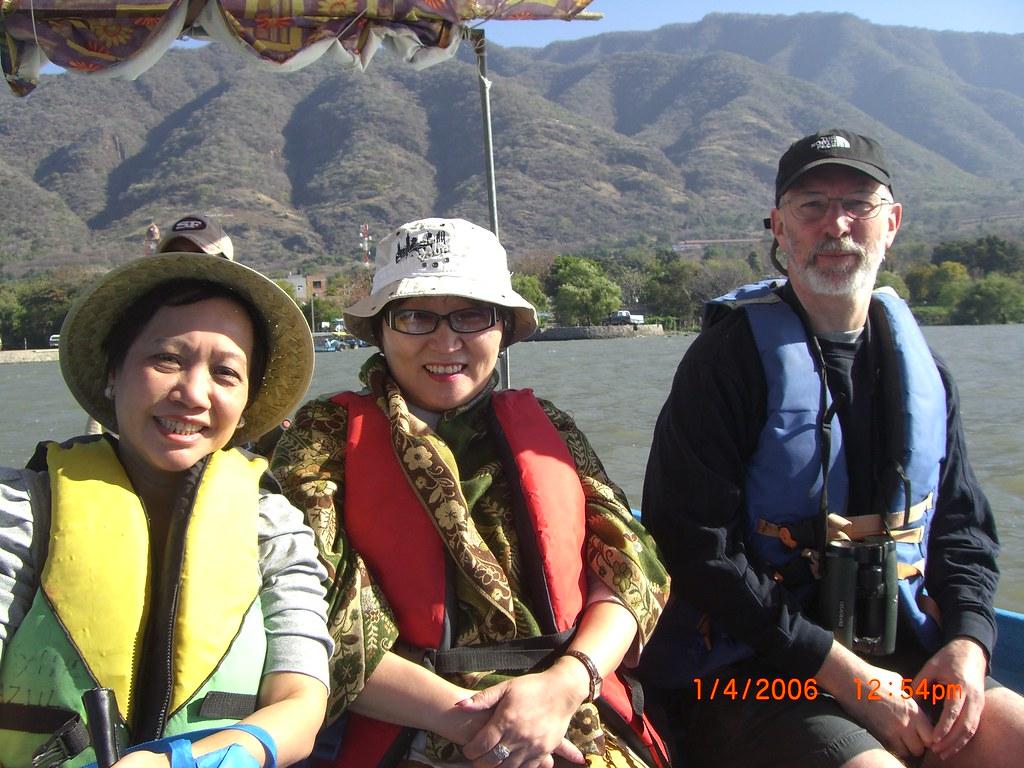 Living Lakes Mexico Lake Chapala 2010