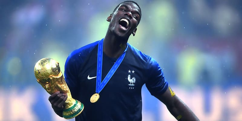 Pogba memenangkan Piala Dunia masalah bagi Man Utd