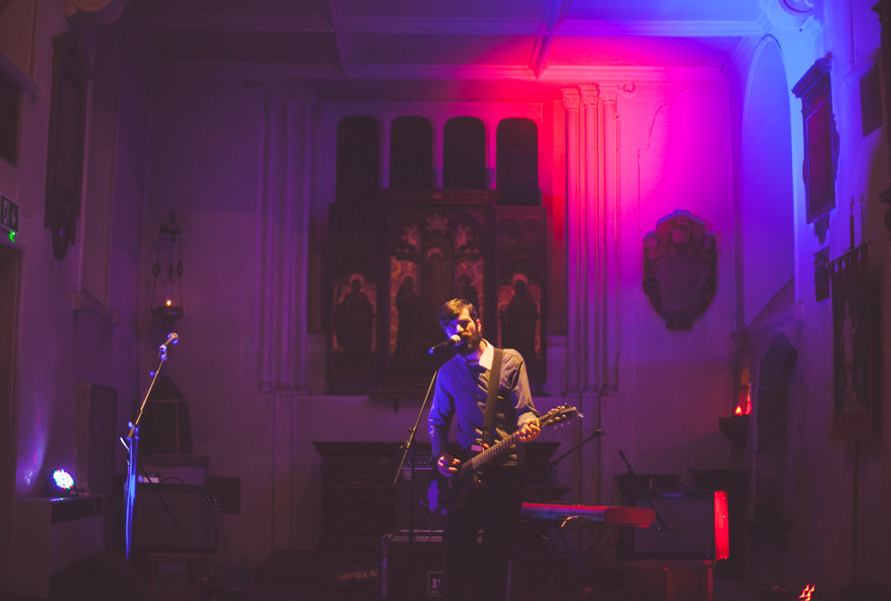 Titus @ St Pancras Old Church