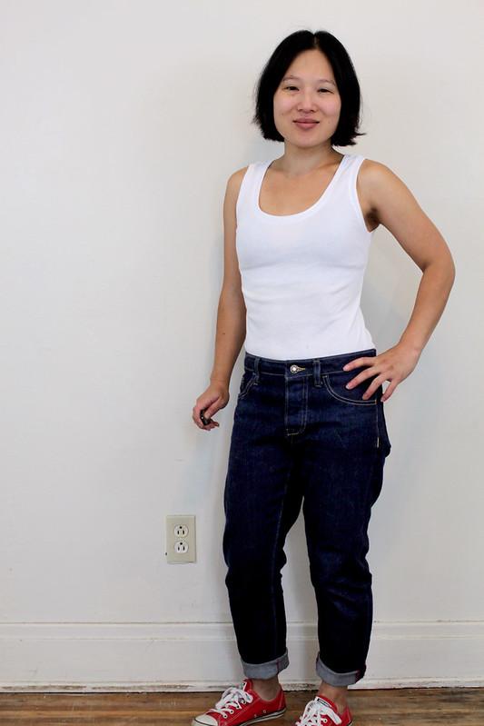 Closet Case Patterns Morgan Jeans
