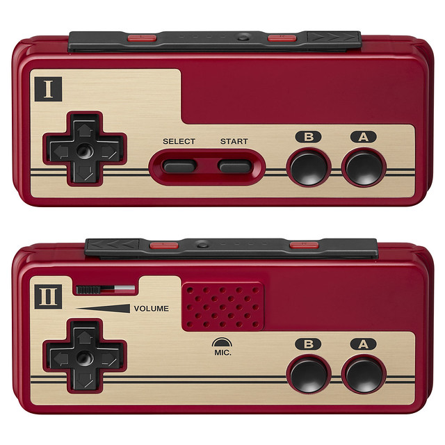 Famicom Controller for the Nintendo Switch 【Nintendo Switch Online Member Exclusive】