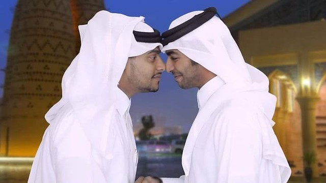 3580 We have boycotted Qatar, not Qataris. They are our brothers.