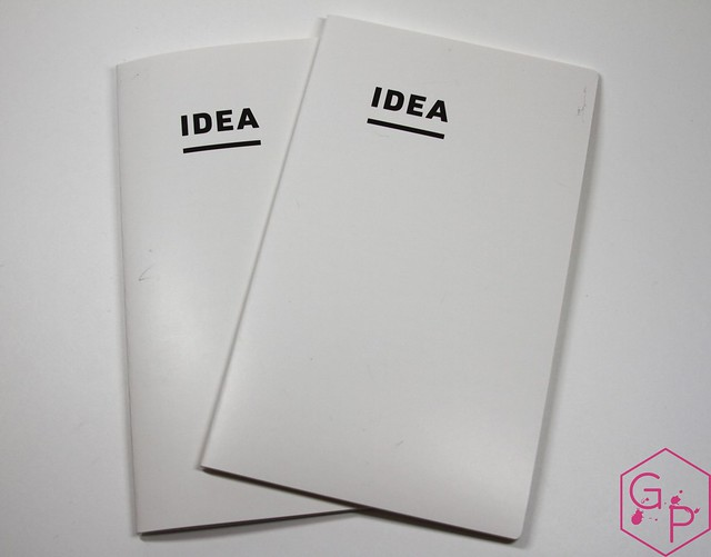 Idea Tomoe River Paper Notebook @PhidonPens 1