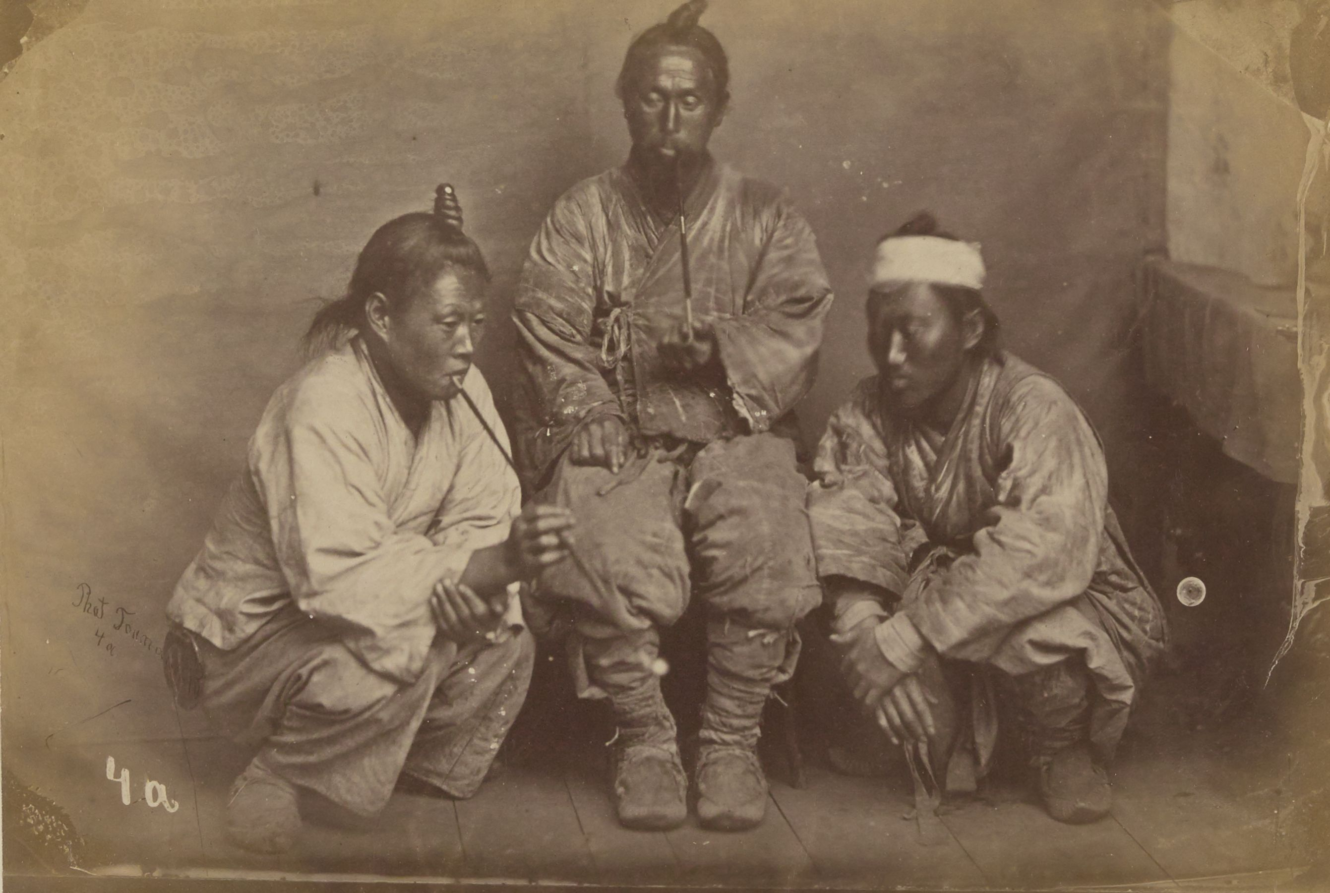 Корейцы из Владивостока.