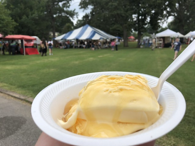 WV state honey festival