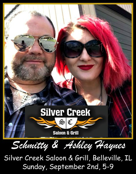 Schmitty & Ashley Haynes 9-2-18