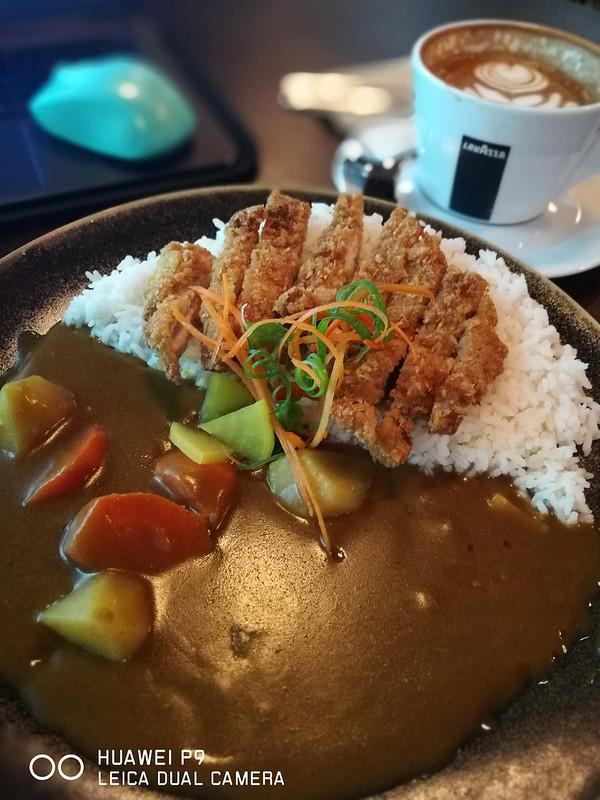 Hello Stranger Cafe 3 - Chicken Katsu Curry Rice