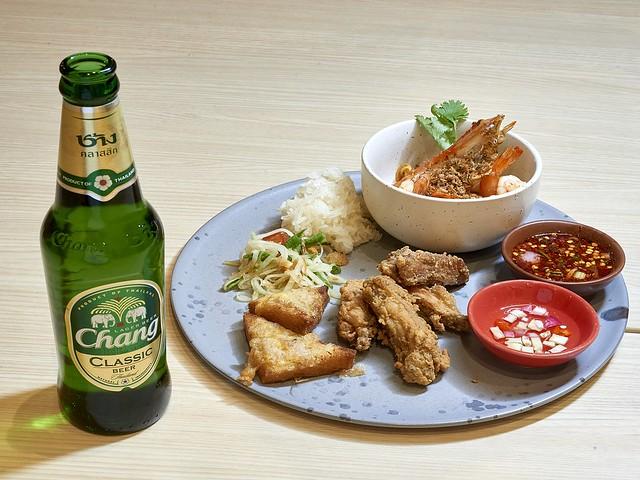 Kiosk Baan Ying Original Siam Kitchen Showcase