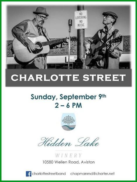 Charlotte Street 9-9-18