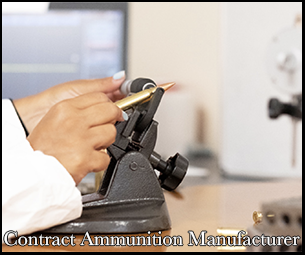 contract with ammo manufacturer