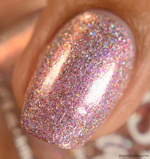 blush lacquers thistle