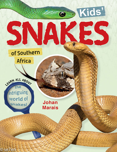 se7en-13-Sep-18-9781775845089  - Kids' Snakes South Africa - Johan Marais