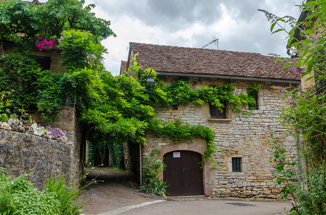 Loubressac / Lot / France