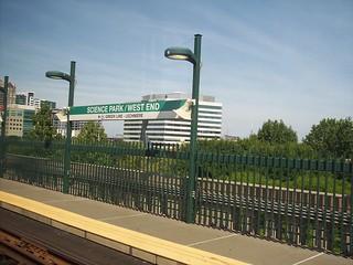Science Park - West End