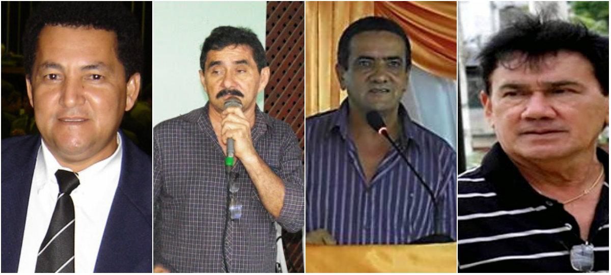 Ex-prefeitos de Rurópolis