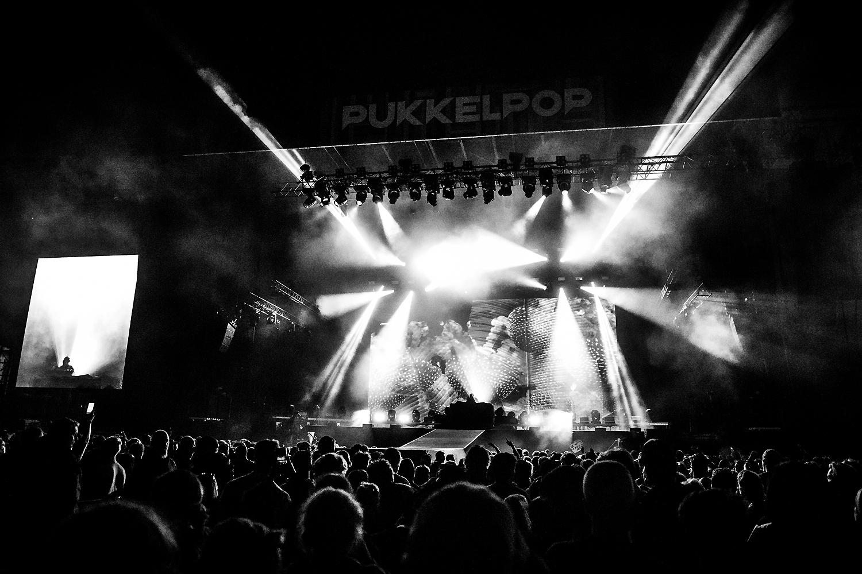 Charlotte De Witte @ Pukkelpop 2018 (Jan Van den Bulck)