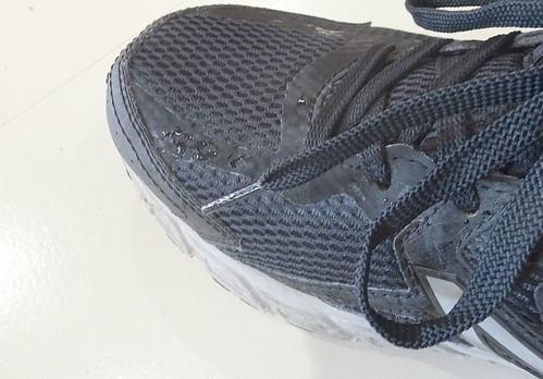 よみうりランド グッジョバ UFO 濡れるを体験 濡れた靴