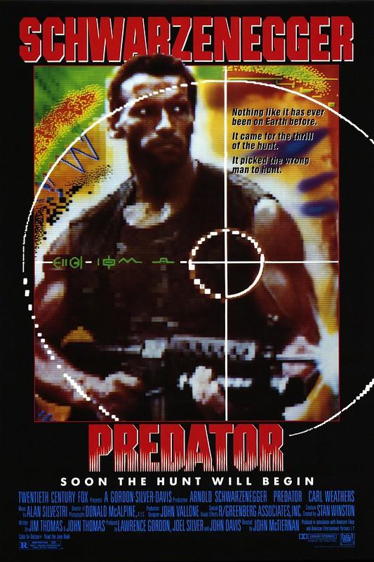 Predator - Poster 1
