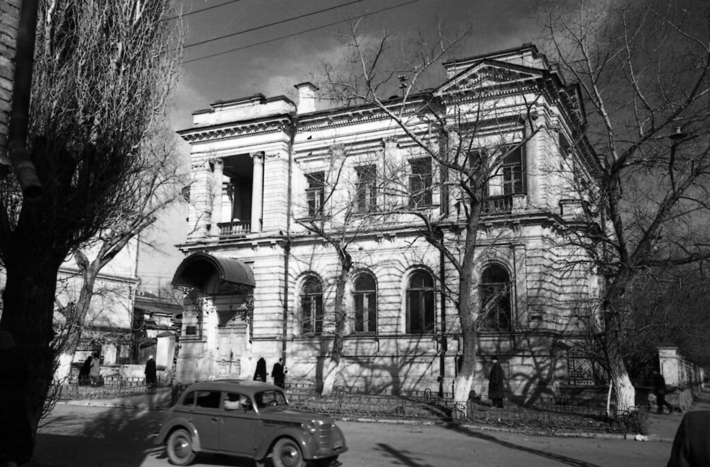 1958-вольская-мичурина дом губернатора